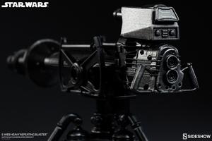 Фигурка сопутствующие предметы Тяжелый повторитель Blaster E-Web Sideshow Collectibles Звездные войны фотография-08.jpg