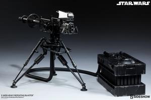Фигурка сопутствующие предметы Тяжелый повторитель Blaster E-Web Sideshow Collectibles Звездные войны фотография-09.jpg