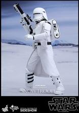 Фигурка Первый заказ Snowtrooper Hot Toys Звездные войны фотография-02.jpg