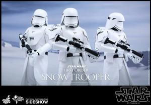 Фигурка Первый заказ Snowtrooper Hot Toys Звездные войны фотография-03.jpg