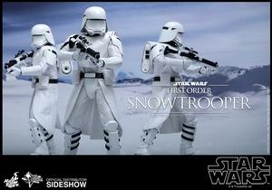 Фигурка Первый заказ Snowtrooper Hot Toys Звездные войны фотография-04.jpg
