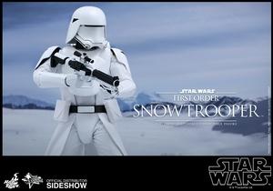 Фигурка Первый заказ Snowtrooper Hot Toys Звездные войны фотография-07.jpg