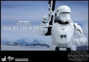 Фигурка Первый заказ Snowtrooper Hot Toys Звездные войны фотография-08.jpg