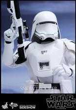 Фигурка Первый заказ Snowtrooper Hot Toys Звездные войны фотография-10.jpg