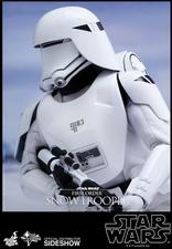 Фигурка Первый заказ Snowtrooper Hot Toys Звездные войны фотография-12.jpg