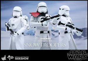 Наборы из фигурок Первый заказ Snowtroopers Hot Toys Звездные войны фотография-01.jpg