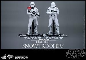 Наборы из фигурок Первый заказ Snowtroopers Hot Toys Звездные войны фотография-06.jpg