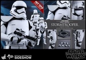 Фигурка Сначала закажите штурмовику (командир отделения) Hot Toys Звездные войны фотография-11.jpg