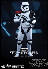 Фигурка Сначала закажите чиновнику штурмовика Hot Toys Звездные войны фотография-01.jpg