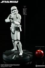 Коллекционная фигурка Штурмовик Первого ордена Sideshow Collectibles Звездные войны фотография-05.jpg