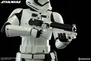 Коллекционная фигурка Штурмовик Первого ордена Sideshow Collectibles Звездные войны фотография-08.jpg
