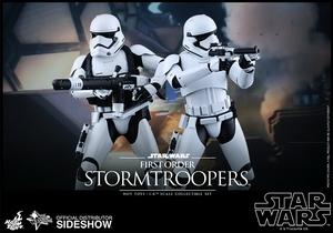 Наборы из фигурок Первые штурмовики заказа Hot Toys Звездные войны фотография-02.jpg