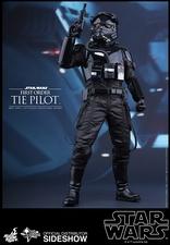 Фигурка Первый пилот СВЯЗИ заказа Hot Toys Звездные войны фотография-01.jpg