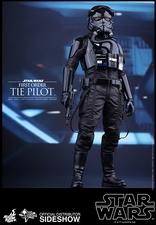 Фигурка Первый пилот СВЯЗИ заказа Hot Toys Звездные войны фотография-02.jpg