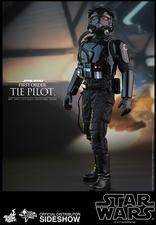 Фигурка Первый пилот СВЯЗИ заказа Hot Toys Звездные войны фотография-03.jpg