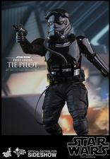 Фигурка Первый пилот СВЯЗИ заказа Hot Toys Звездные войны фотография-04.jpg