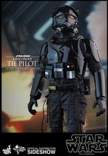 Фигурка Первый пилот СВЯЗИ заказа Hot Toys Звездные войны фотография-05.jpg