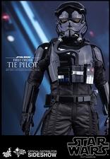 Фигурка Первый пилот СВЯЗИ заказа Hot Toys Звездные войны фотография-06.jpg