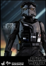 Фигурка Первый пилот СВЯЗИ заказа Hot Toys Звездные войны фотография-07.jpg