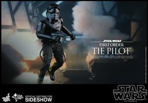 Фигурка Первый пилот СВЯЗИ заказа Hot Toys Звездные войны фотография-08.jpg