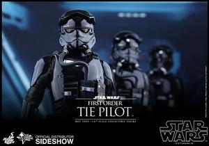 Фигурка Первый пилот СВЯЗИ заказа Hot Toys Звездные войны фотография-11.jpg