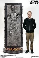 Life-Size Figure Хан Соло в карбоните Sideshow Collectibles Звездные войны фотография-06.jpg