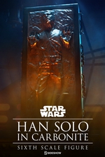 Фигурка Хан Соло в карбоните Sideshow Collectibles Звездные войны фотография-01.jpg