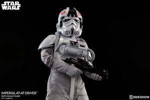 Фигурка Имперский AT-AT драйвер Sideshow Collectibles Звездные войны фотография-02.jpg