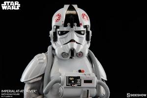 Фигурка Имперский AT-AT драйвер Sideshow Collectibles Звездные войны фотография-05.jpg