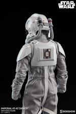 Фигурка Имперский AT-AT драйвер Sideshow Collectibles Звездные войны фотография-06.jpg
