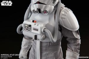 Фигурка Имперский AT-AT драйвер Sideshow Collectibles Звездные войны фотография-07.jpg
