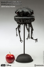 Фигурка Имперский зонд Дройд Sideshow Collectibles Звездные войны фотография-10.jpg