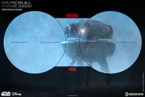 Фигурка Имперский зонд Дройд Sideshow Collectibles Звездные войны фотография-11.jpg