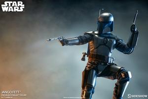 Коллекционная фигурка Джанго Фетт Sideshow Collectibles Звездные войны фотография-02.jpg