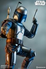 Коллекционная фигурка Джанго Фетт Sideshow Collectibles Звездные войны фотография-03.jpg