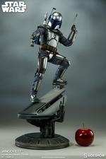 Коллекционная фигурка Джанго Фетт Sideshow Collectibles Звездные войны фотография-04.jpg