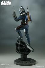 Коллекционная фигурка Джанго Фетт Sideshow Collectibles Звездные войны фотография-06.jpg