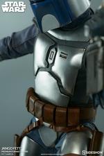 Коллекционная фигурка Джанго Фетт Sideshow Collectibles Звездные войны фотография-09.jpg