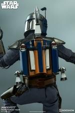 Коллекционная фигурка Джанго Фетт Sideshow Collectibles Звездные войны фотография-10.jpg