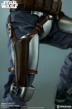 Коллекционная фигурка Джанго Фетт Sideshow Collectibles Звездные войны фотография-13.jpg