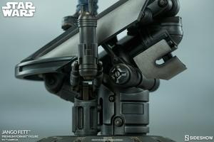 Коллекционная фигурка Джанго Фетт Sideshow Collectibles Звездные войны фотография-15.jpg