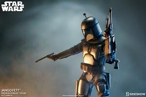 Коллекционная фигурка Джанго Фетт Sideshow Collectibles Звездные войны фотография-17.jpg