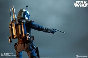 Коллекционная фигурка Джанго Фетт Sideshow Collectibles Звездные войны фотография-18.jpg