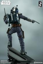 Коллекционная фигурка Джанго Фетт Sideshow Collectibles Звездные войны фотография-01.jpg