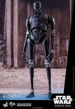 Фигурка K-2SO Hot Toys Звездные войны фотография-01.jpg