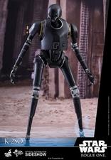 Фигурка K-2SO Hot Toys Звездные войны фотография-02.jpg