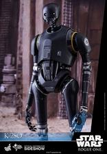 Фигурка K-2SO Hot Toys Звездные войны фотография-03.jpg