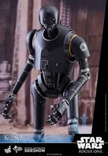 Фигурка K-2SO Hot Toys Звездные войны фотография-04.jpg