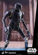 Фигурка K-2SO Hot Toys Звездные войны фотография-05.jpg