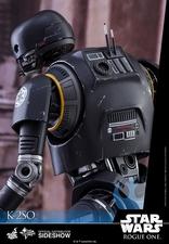 Фигурка K-2SO Hot Toys Звездные войны фотография-06.jpg